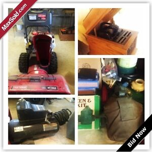 Coquitlam Moving Online Auction - MacIntosh Street (May 4)