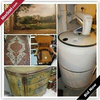 Toronto Business Liquidation Online Auction -closes Dec 2