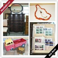 Kingston July Special Stamp and Estate Online Auction
