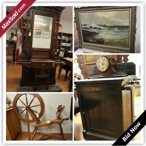 St Thomas Downsizing Online Auction - Talbot St(March 28)