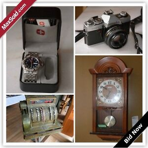 Toronto Downsizing Online Auction - Queen Street West(Feb24)