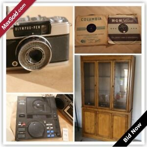 Toronto Downsizing Online Auction - Tahoe Court (Mar 22)