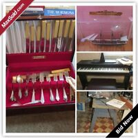 Kingston Downsizing Online Auction - College St-closes Nov 27