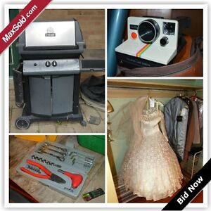 Toronto Moving Online Auction - Talwood Dr. (Aug 28)