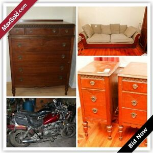 Toronto Downsizing Auction - Euclid Ave(Feb23)