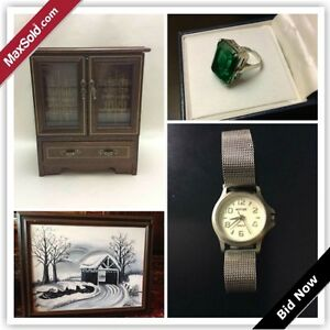 Mississauga Downsizing Online Auction-Rathburn Road East(Feb 21)
