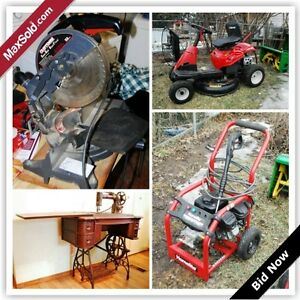 Kingston Downsizing Online Auction - Waverley Crescent(Jan26)