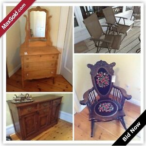 Westport Downsizing Online Auction - Mountain Rd(Jan 26)