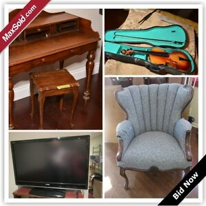 Kingston Downsizing Online Auction - Walters Street(March 1)