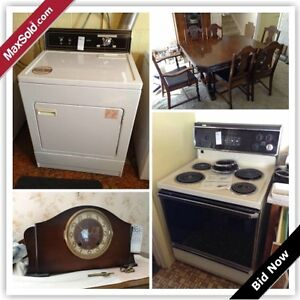 Kingston Estate Sale Online Auction - Queen Mary Rd(Apr 4)