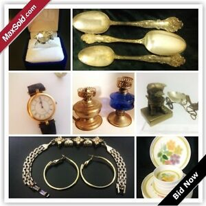 Toronto Downsizing Online Auction - Highway 27 (Storage) (May 6)