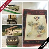 Angus Downsizing Online Auction - Brian Ave-closes Dec 4