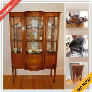 HIGH END AUCTION - Hamilton Downsizing Online Auction (May 2)
