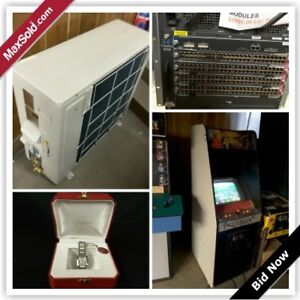 Vancouver Downsizing Online Auction-East Hastings Street(Oct20 )
