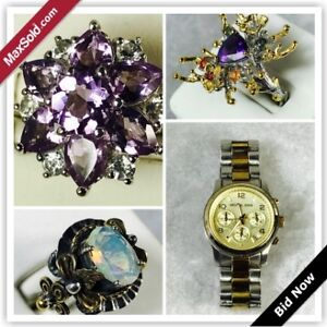 Toronto Gem and Jewelry Online Auction - The Esplanade(Oct 19)
