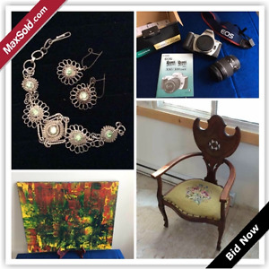 Jackson's Point/Sutton Downsizing Online Auction - Dunkirk Ave