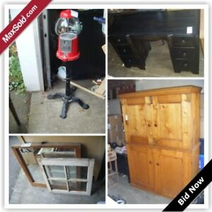 Kingston Downsizing Online Auction - Kingscourt Avenue(Sept24)