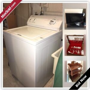 Kingston Downsizing Online Auction - Lakeview Avenue ( Apr 23)