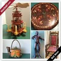 Angus Downsizing Online Auction - Simcoe St-closes Dec 4