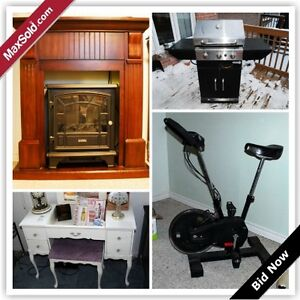 Kingston Downsizing Online Auction - Killarney Crescent (March1)