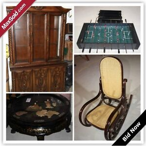 King City Downsizing Online Auction - Wedgeport Court(Nov 02)