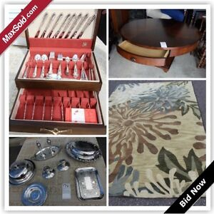 Nepean Downsizing Online Auction - Bongard Ave (Sept 30)