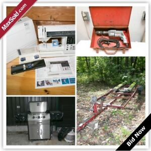 Tiny Downsizing Online Auction - Peek-A-Boo Trail (Oct 19)