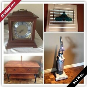 Etobicoke Downsizing Online Auction - Mill Road(May 26)