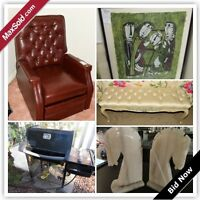 North York Downsizing Online Auction - Sandfield Rd-closes Dec 3