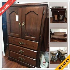 Surrey Moving Online Auction - 85 Avenue(Jan 31)