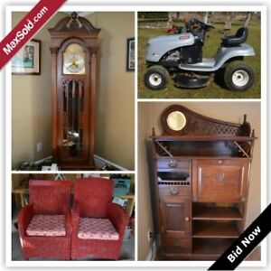 Warkworth Moving Online Auction - Old Hastings Road(Mar 22)