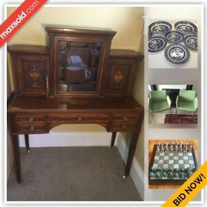 Toronto Downsizing Online Auction - Lamb Avenue(Apr 25)