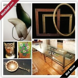 Vancouver Baron Gallery Antiques & Collectable's Online Auction