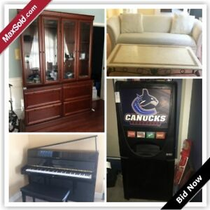 Richmond Downsizing Online Auction - Dayton Avenue(Sept 28)