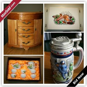 New Westminster Downsizing Online Auction - Canfor Avenue(Mar30)