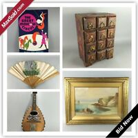 Hamilton Art and Antiques Online Auction-closes Nov 26