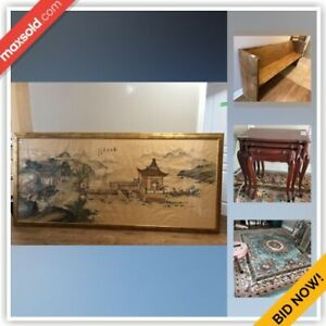 Toronto Downsizing Online Auction -  Marine Parade Drive(Apr 16)