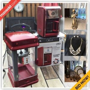 Vaughan Downsizing Online Auction - Mistysugar Trail(May 24)
