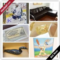 North York Downsizing Online Auction - Combe Ave