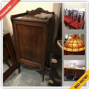 North Vancouver Downsizing Online Auction - Capilano Rd(Nov23)