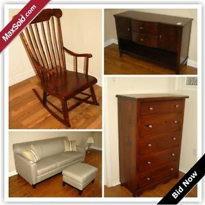 Oakville Downsizing Online Auction - Beechfield Road (Feb 23)