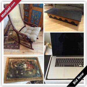 Toronto Estate Sale Online Auction - Maitland Place(Feb 22)