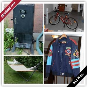 Mississauga Downsizing Online Auction - Aldergrove Ct. (Aug 28)