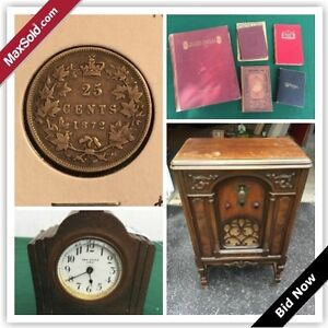 Almonte Downsizing Online Auction - St. George Street(July 28)