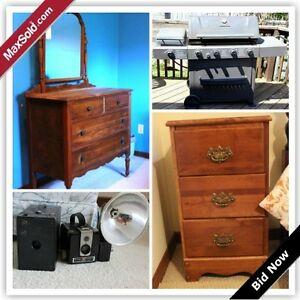 London Moving Online Auction - Brandy Lane Road (May28)