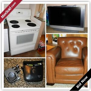 Nepean Moving Online Auction -  Millford Avenue(July 6)