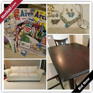 Coquitlam Moving Online Auction -  Parkway Blvd (July04)