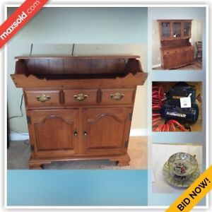 Newcastle Downsizing Online Auction - Eastbank Road(Dec 13)