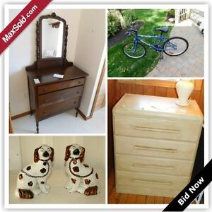 Dunnville Downsizing Online Auction - Lighthouse Drive(Oct 27)