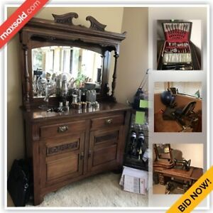 Abbotsford Moving Online Auction - Zurich Drive(May 3)